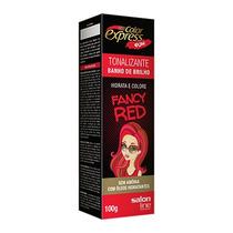 Tonalizantes Color Express Fun Salon Line Red Vermelho