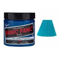 Manic Panic Tinta Semi Permanente Atomic Turquoise N.y.c