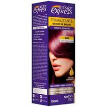 Tonalizante Salon Line Color Express Rubi
