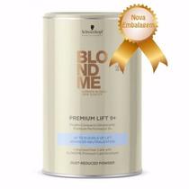 Schwarzkopf - Blond Me Pó Descolorante Premium 9 - 450g