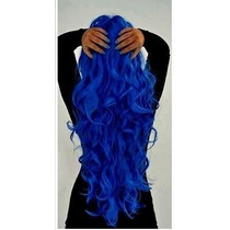 Tonalizante Para Colorir Cabelos - Azul Cobalto
