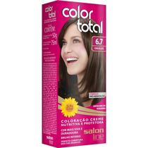 Coloração/tintura Permanente Color Total 6.7 Chocolate
