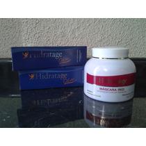 Hidratage Coloração 77.46+intensificador 0.6+mascara Red 330