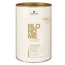 Blond Me Crystal Descolorante Gel 450g Schwarzkopf.megaofert