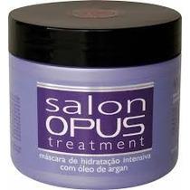 Mascara De Hidratação Salon Opus Desamarelador Violet 400g !