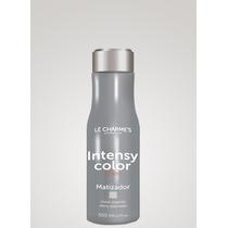 Intensy Color Desamarelador/ Matizador 500ml Cinza