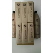 Itallian Hairtech Kit 20 Coloração+2oxi 20 E 40 Sopremo