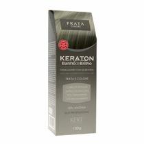 Tonalizante Keraton - Banho De Brilho - Prata - 100g