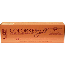 Tintura De Cabelo Colorkey Gold Silkey 1010 60g.