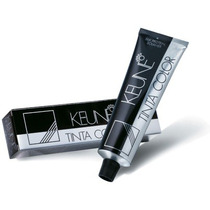 Keune - Tinta Color 60ml (todas As Cores) + Oxidante 60ml