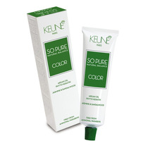 Keune So Pure Tinta Color - Tinta 60ml - 7.54- Louro Médio