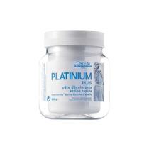 Loreal Platinium Plus Pasta Descolorante 500g
