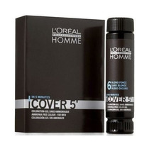Color Homme Cover 5 Loreal Em Gel Sem Amoniaco 50ml