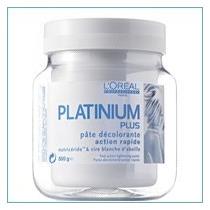 Loreal Professionnel Pó Descolorante Platinum Plus 500g