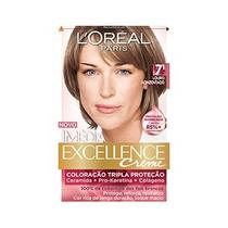 Coloração Loréal Imédia Excellence 7.1 Louro Acinzentado
