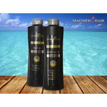 Kit Shampoo E Condicionador Matiz Magnific Hair 1 Litro Cada