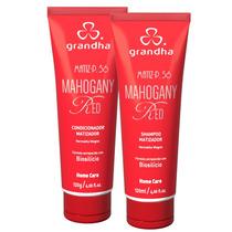 Shampoo Intensificador Cabelos Vermelhos Grandha Matiz P.56