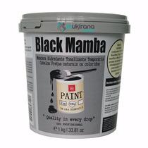 Lola Black Mamba Máscara Tonalizante Para Cabelos Pretos 1kg