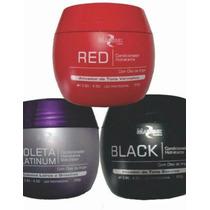 Tonalizante Maribel Hidratante Red + Violeta + Black