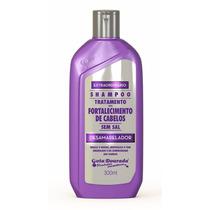 Kit Gota Dourada Shampoo E Condicionador Desamarelador 300ml