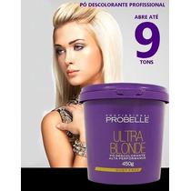 Pó Descolorante Probelle Ultra Blond 450g Profissional