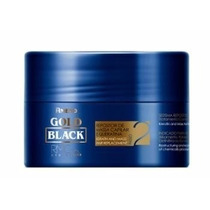 Mascara Amend Gold Black Rmc 300g Reconstrutora E Hidratante