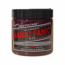 Manic Panic Tinta Semi Permanente Deep Purple Dream N.y.c