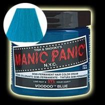 Manic Panic Tinta Semi Permanente Das Famosas Voodoo Blue