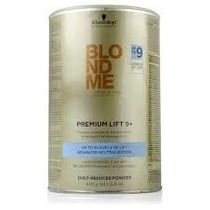 Schwarzkopf Blond Me Descolorante Premium + Developer 30 Vol