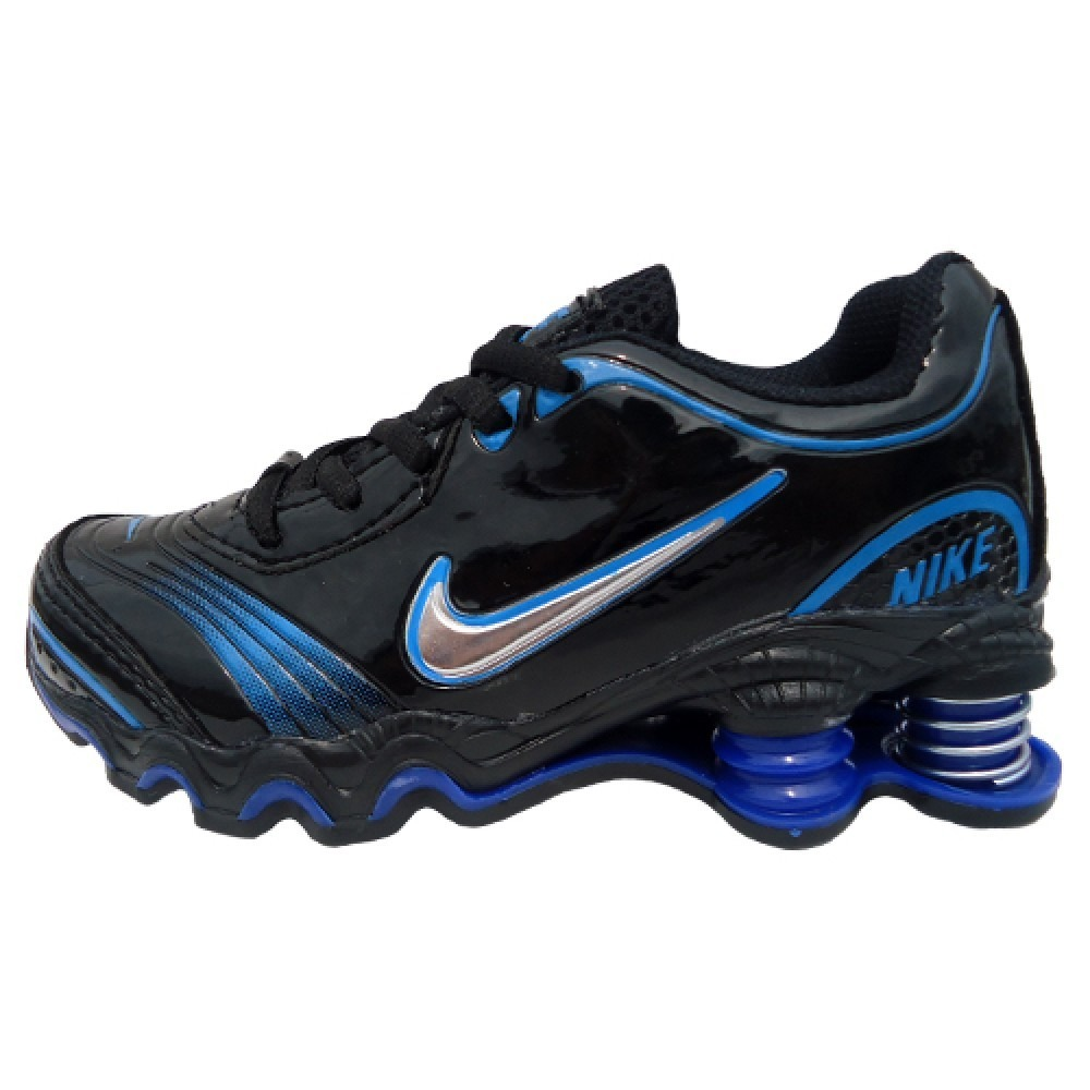 c336481ffbee Nike Shox Original White Black Blue Nike Shox Mens