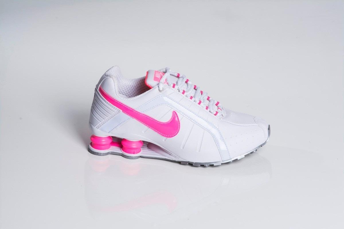 387d270436 Tênis Nike Shox Junior ... nike shox junior vermelho claro . ...