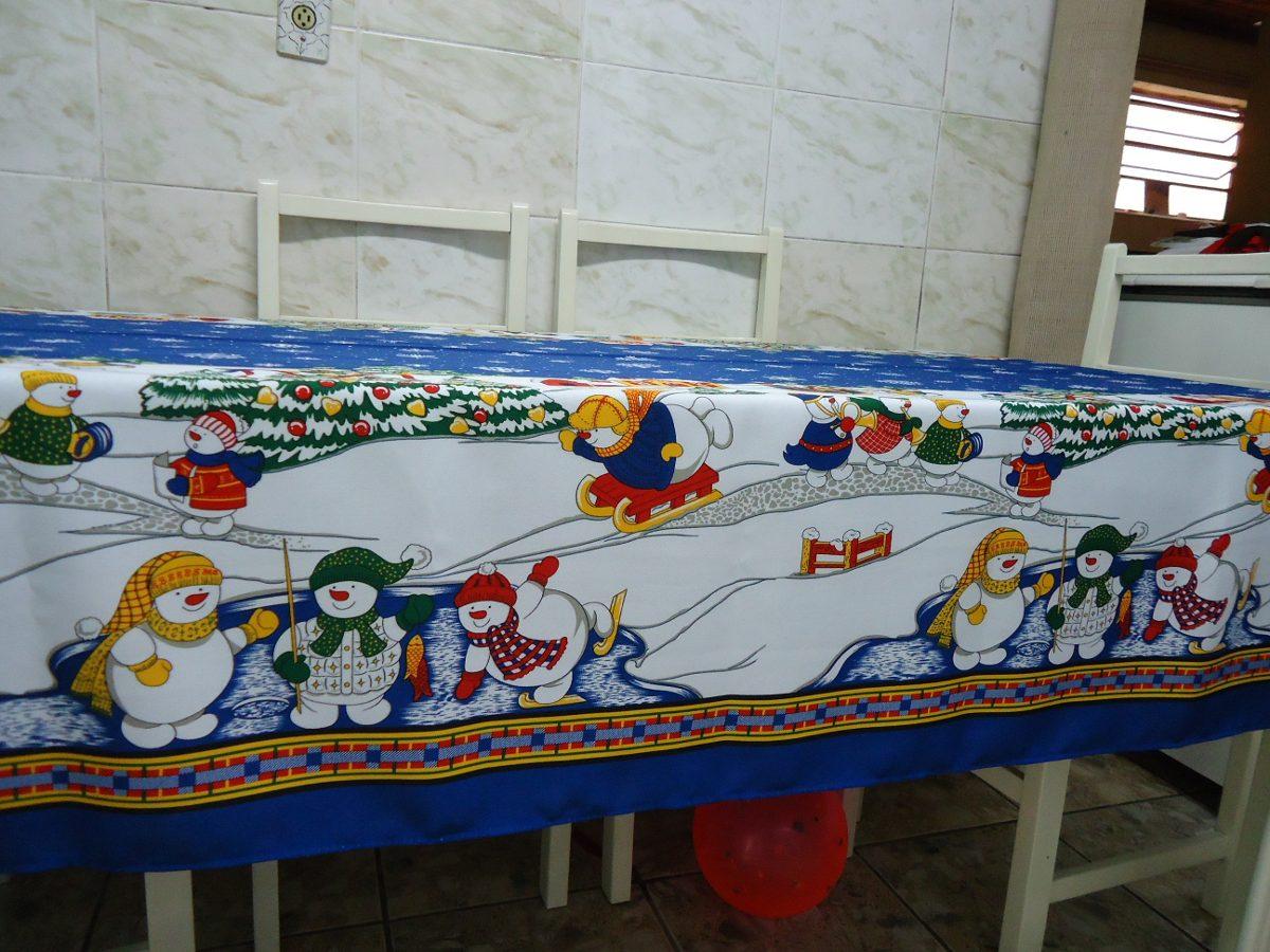 decoracao cozinha natal : decoracao cozinha natal:Toalha Mesa, Cozinha, Natal, Decoração – R$ 37,00 no MercadoLivre