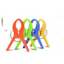 Clips Grampo Cadeira / Toalhas De Praia O Par