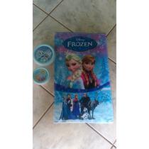 Kit Toalhinhas Escolar Frozen, Capitao America, Homem Aranha