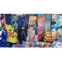 Toalha De Banho Princesas , Batman , Monster High Dora Botas