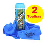 Kit 2| Toalhas Magica | Fixxar 66x43cm Multi Uso / Sporte