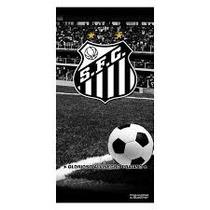 Toalha De Time Futebol Oficial Santos