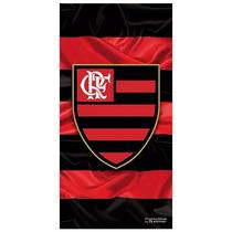 Toalha De Banho E Praia Aveludada Flamengo Buettner