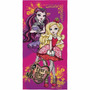 Toalha De Banho Infantil Ever After High Apple White E Raven