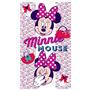 Toalha Banho Disney Light Minnie Confetti Pink - Santista