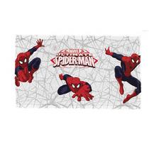 Toalha De Lancheira Spider Man Ultimate Homem Aranha 24x42cm
