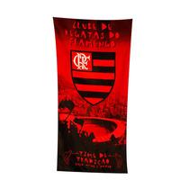 Toalha Banho Flamengo Oficial Dohler - Flamengo 01