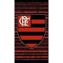 Toalha De Banho E Praia Felpuda Flamengo Buettner
