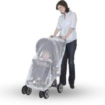 Mosquiteiro Para Carrinho De Bebê De Filó