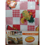Toalha De Mesa Estampada Turim 1.40 X 1.40mts Desenho Frutas