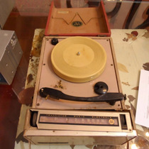 Antiga Vitrola Eletrola Toca-discos Nvc