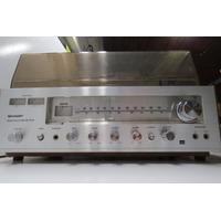 Aparelho De Som 2 X 1 Sharp Sd-210 B Antigo