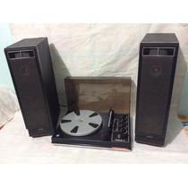 ***** Toca-discos (vinil) Telefunken 3 Rotações C/ Caixas !