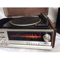 ***** Toca-discos - 3 Em 1 Sony - Impecavel - 80´s !