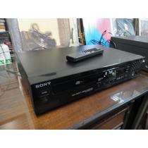 Cd Player Sony Cdp-195 - Com Controle - Funcionando